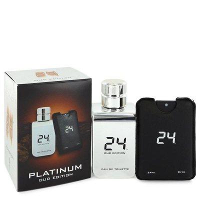 24 Platinum Oud Edition edt 100ml + 24ml