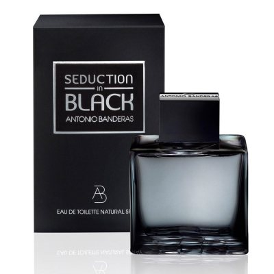Antonio Banderas Seduction in Black edt 100ml