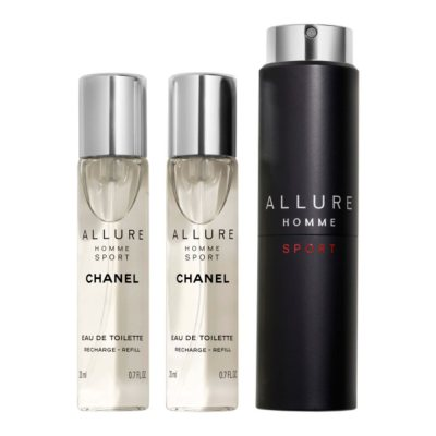 Chanel Allure Homme Sport edt 3x20ml