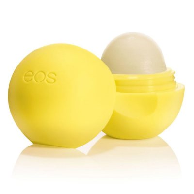 eos Smooth Sphere Lip Balm Lemon Drop 7g