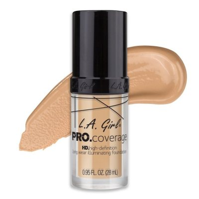 L.A. Girl Pro Coverage HD Illuminating Liquid Foundation Fair 28ml