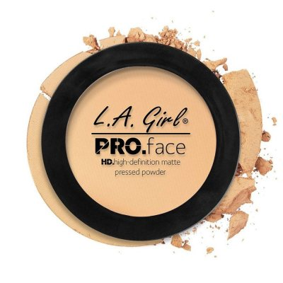 L.A. Girl Pro Face Matte Pressed Powder Creamy Natural