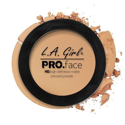 L.A. Girl Pro Face Matte Pressed Powder Soft Honey