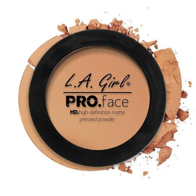 L.A. Girl Pro Face Matte Pressed Powder Warm Honey