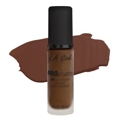 L.A. Girl Pro Matte Foundation Chestnut 30ml