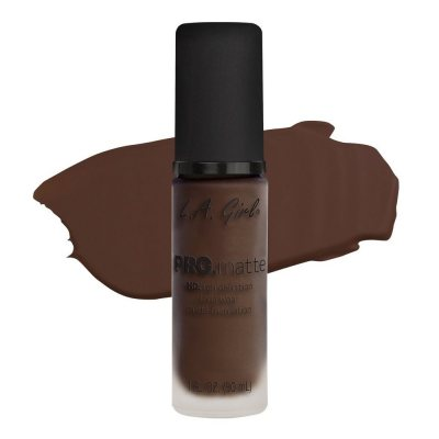 L.A. Girl Pro Matte Foundation Ebony 30ml