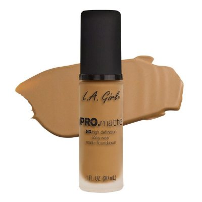 L.A. Girl Pro Matte Foundation Sand 30ml