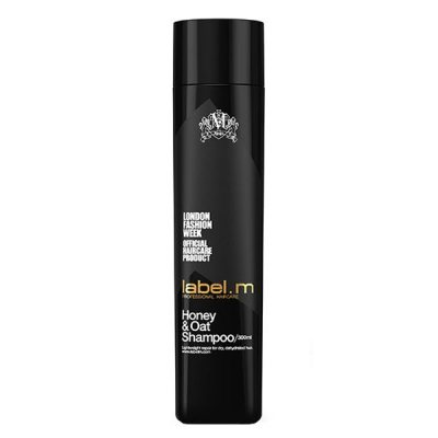 Label. M Honey & Oat Shampoo 1000ml