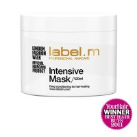 Label. M Intensive Mask 120ml