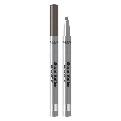 L'Oreal Brow Artist Micro Tattoo Eyebrow Definer 107 Cool Brunette