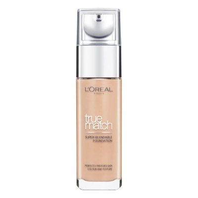 L'Oreal True Match Liquid Foundation 7W Golden Amber 30ml