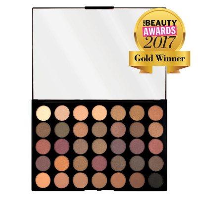 Makeup Revolution HD Palette Matte Amplified 35 Luxe