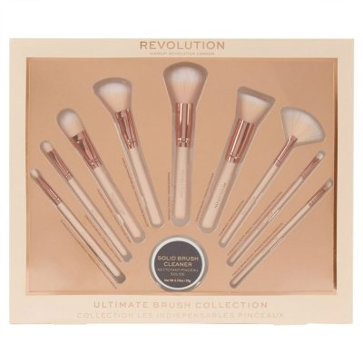 Makeup Revolution Ultimate Brush Collection