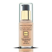 Max Factor Facefinity All Day Flawless 3 In 1 Foundation 40 Light Ivory 30ml