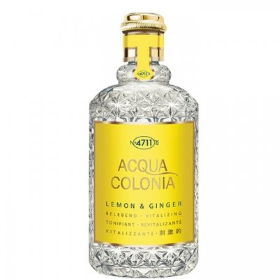 4711 Acqua Colonia Lemon & Ginger edc 50ml