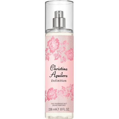 Christina Aguilera Definition Body Mist 236ml