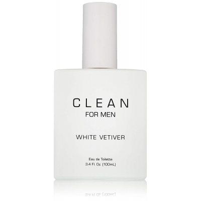 Clean White Vetiver For Men edt 100ml
