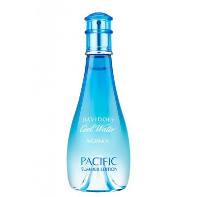 Davidoff Cool Water Woman Pacific Summer edt 100ml
