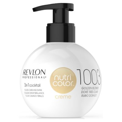 Revlon Nutri Color Creme 1003 Golden Blonde 270ml