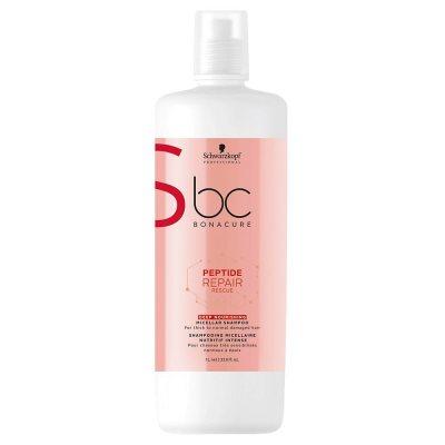 Schwarzkopf Bonacure Peptide Repair Rescue Shampoo 1000ml