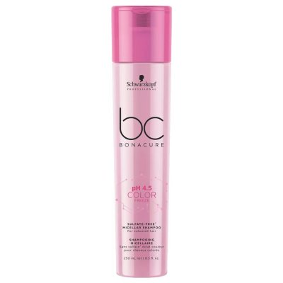 Schwarzkopf Bonacure pH4.5 Color Freeze Sulfate Free Shampoo 250ml