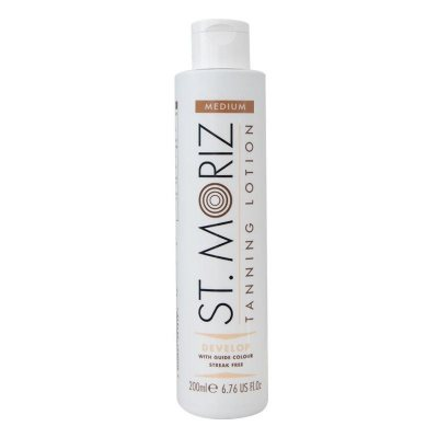 St. Moriz Instant Self Tanning Lotion Medium 200ml